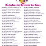 24 Free Bachelorette Party Printables Every Bride Will Love | Bridal   Free Printable Women's Party Games