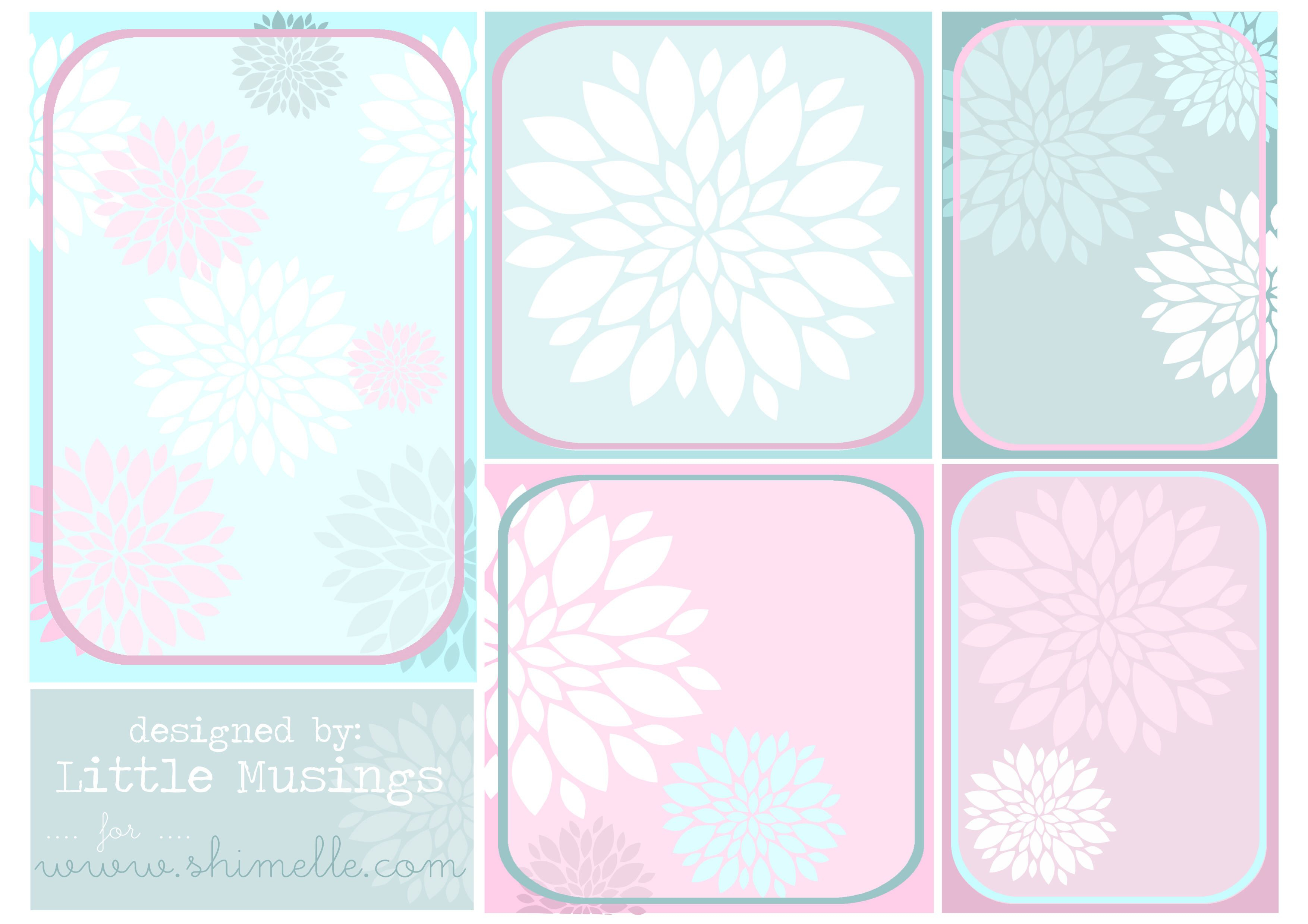 25 Best Image Of Scrapbook Printables Templates | Scrapbook Diy - Free Printable Scrapbook Templates