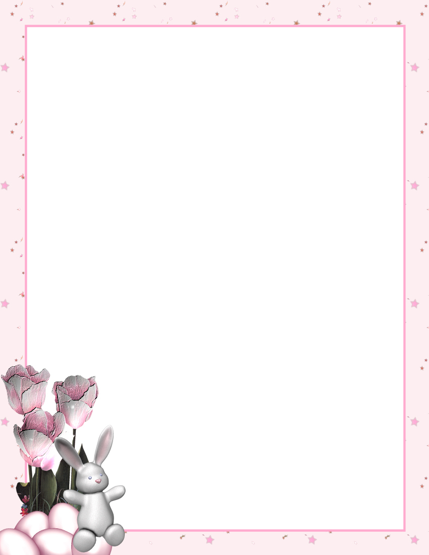 28 Images Of Easter Stationary Template | Unemeuf - Free Printable Easter Stationery