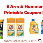 3 Arm & Hammer Printable Coupons ~ Print Now!! Don't Miss Out   Free Printable Arm And Hammer Coupons