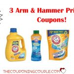 3 Arm & Hammer Printable Coupons ~ Print Now!! Don't Miss Out!   Free Printable Arm And Hammer Coupons