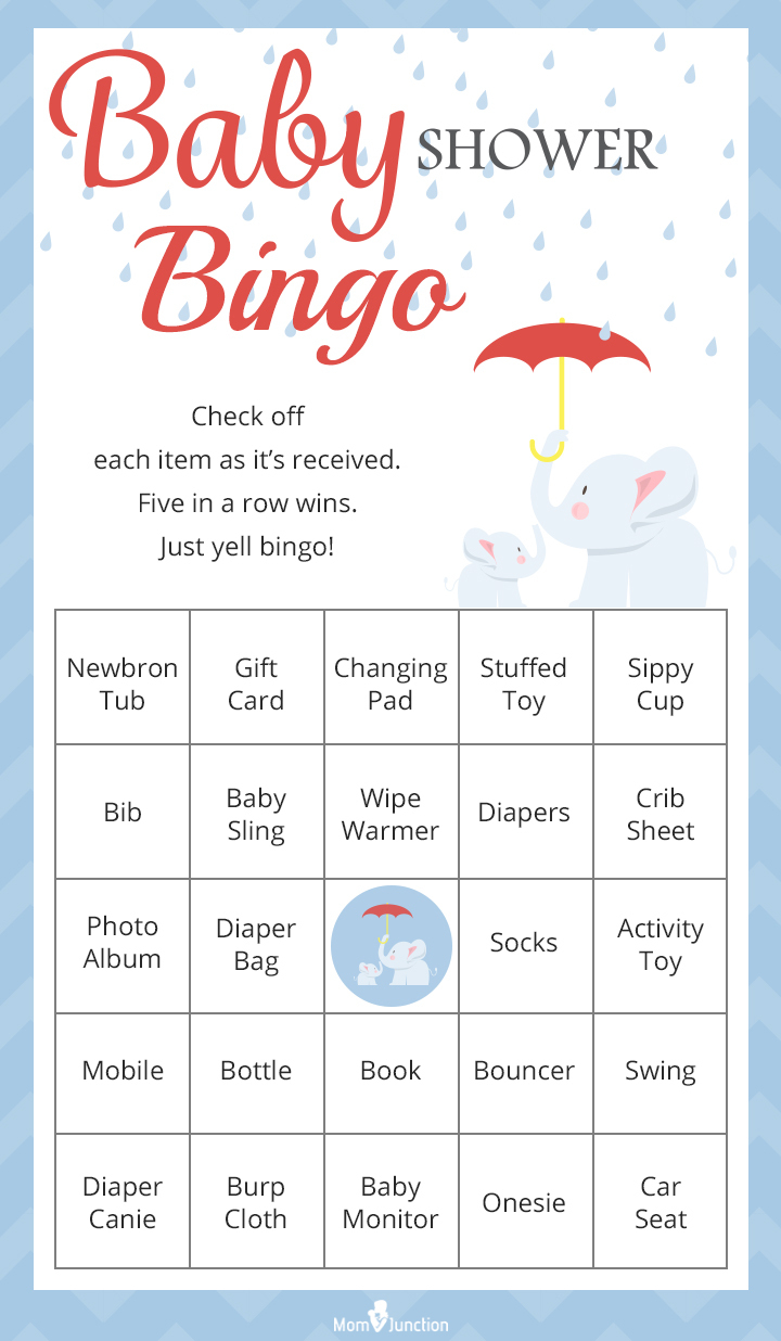 Free Printable Online Baby Shower Games