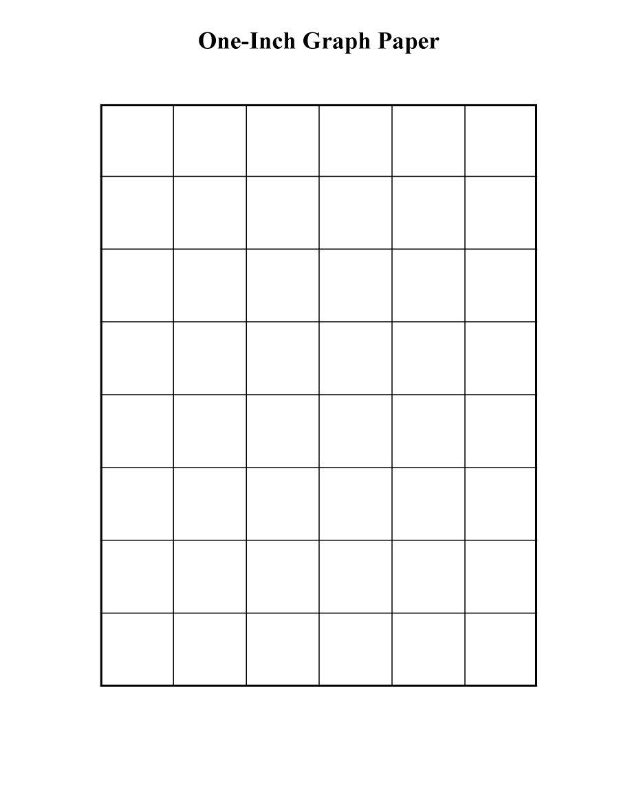 30+ Free Printable Graph Paper Templates (Word, Pdf) ᐅ Template Lab - Free Printable Templates