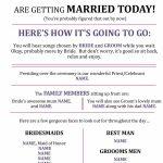 37 Printable Wedding Program Examples & Templates   Template Lab   Free Printable Wedding Programs