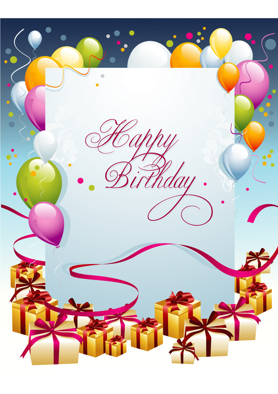 40+ Free Birthday Card Templates ᐅ Template Lab - Free Printable Personalized Birthday Cards