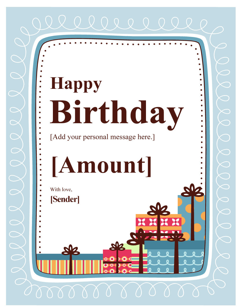 40+ Free Birthday Card Templates - Template Lab - Free Printable Birthday Cards For Your Best Friend