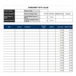 40 Free Timesheet / Time Card Templates   Template Lab   Timesheet Template Free Printable