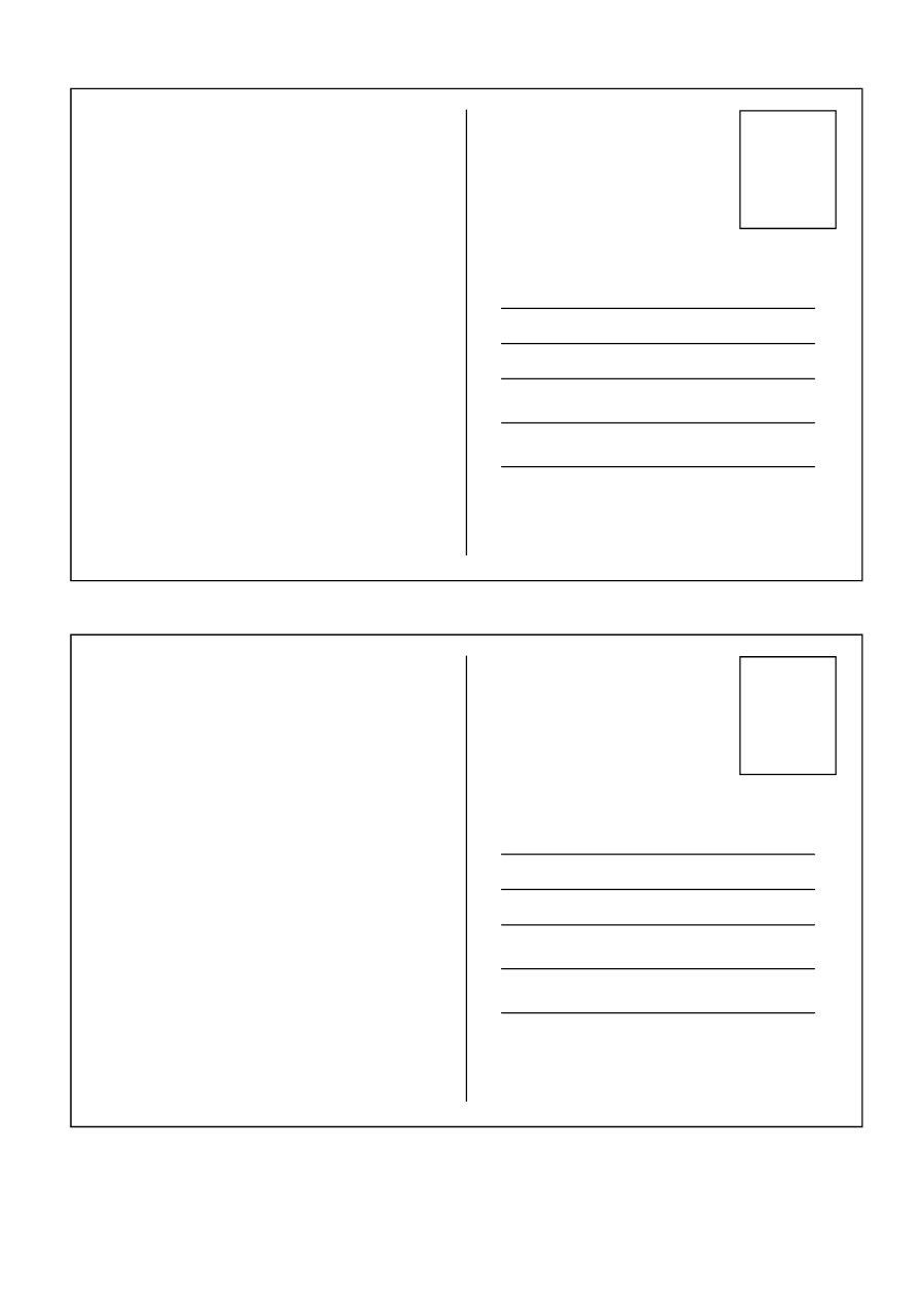 40+ Great Postcard Templates & Designs [Word + Pdf] - Template Lab - Free Printable Postcard Template