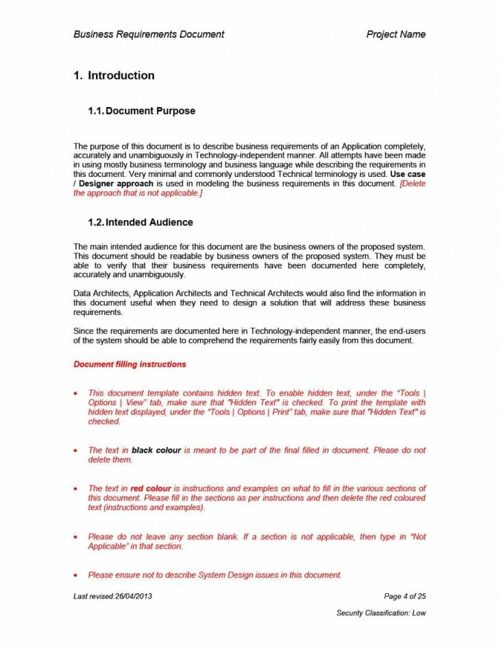 Free Printable Business Documents
