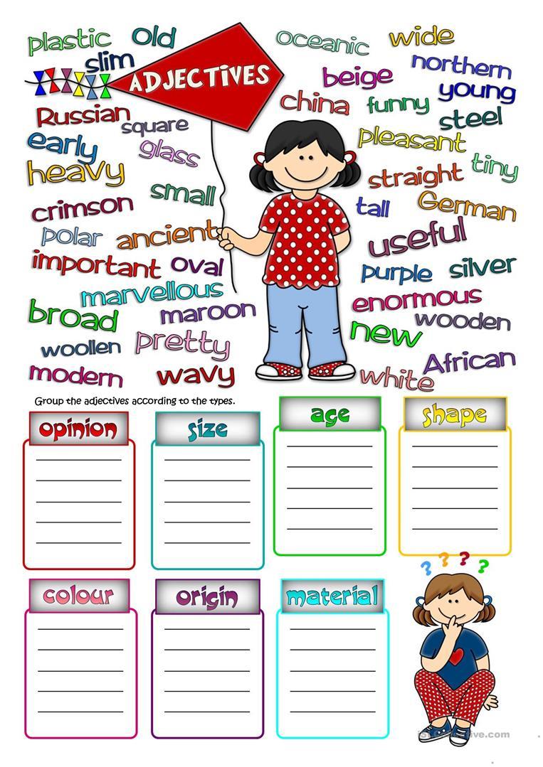 46 Free Esl Parts Of Speech Worksheets - Free Printable Parts Of Speech Worksheets