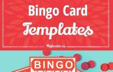 Free Printable Number Bingo Cards 1 20