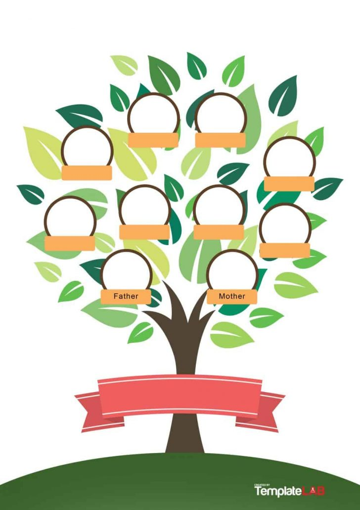 Family Tree Maker Free Printable
