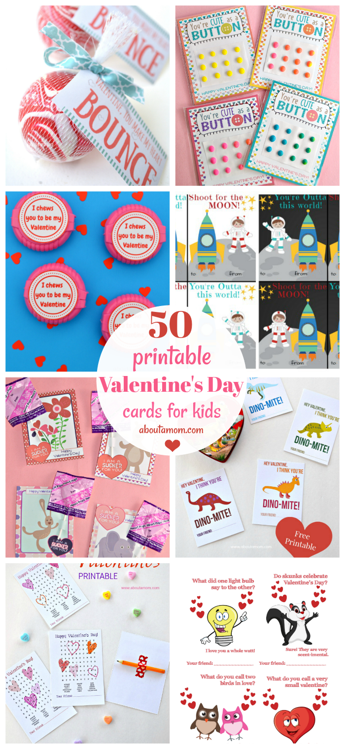 50 Free Printable Valentine's Day Cards - Free Printable Superman Valentine Cards