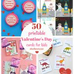 50 Free Printable Valentine's Day Cards   Free Printable Valentines Day Cards Kids