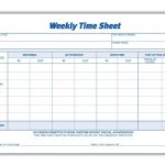 6 Excel Worker Time Card Template. Basic Time Card Template Pdf   Free Printable Time Cards