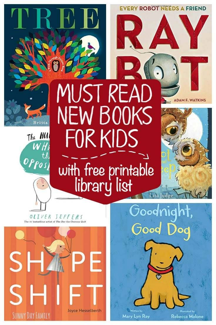 6 Must Read New Preschool Books Plus A Free Printable Library List - Free Printable Reading Books For Preschool