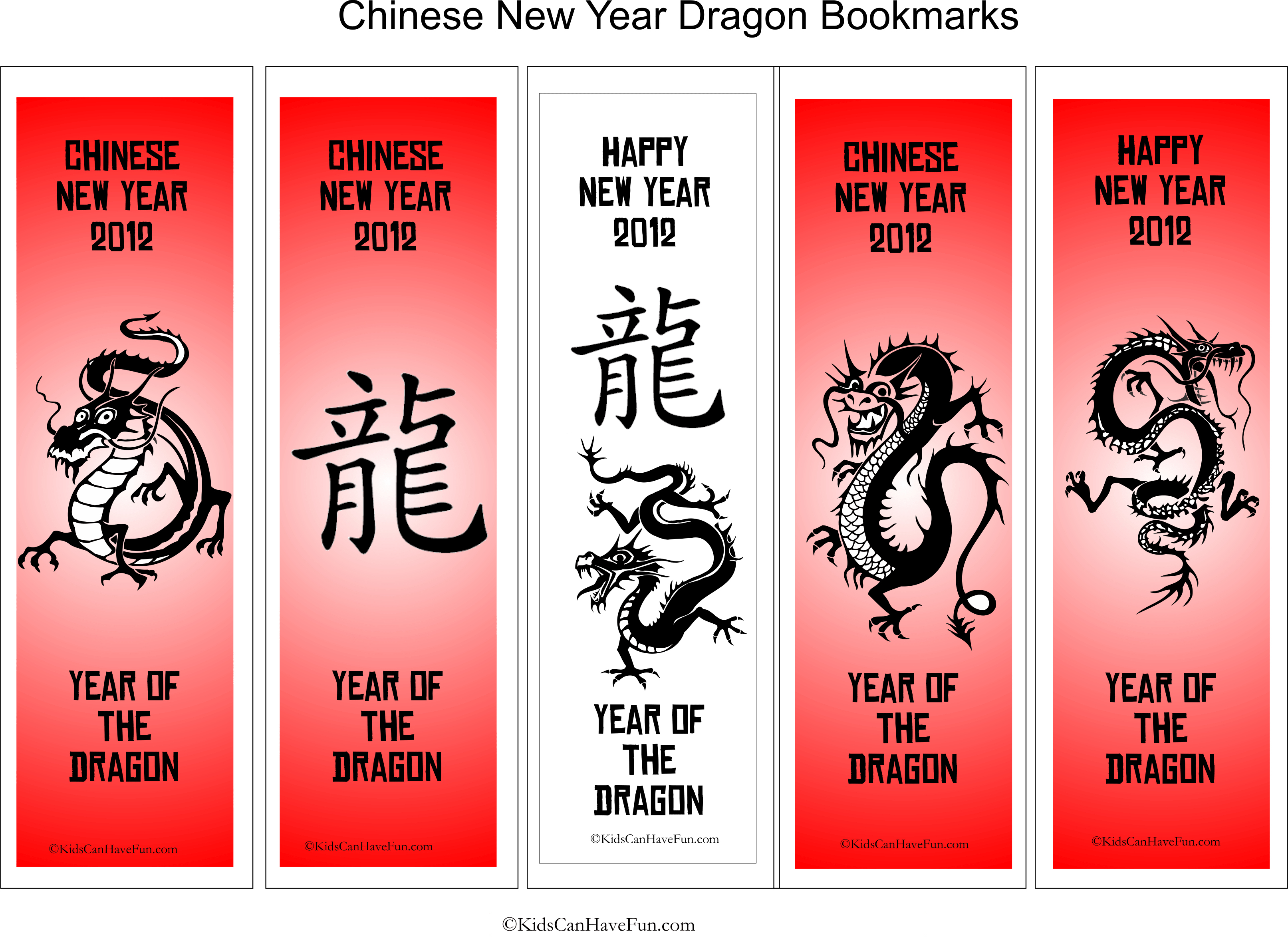 7 Best Images Of Dragon Bookmarks Printable – Ezzy - Free Printable Dragon Bookmarks