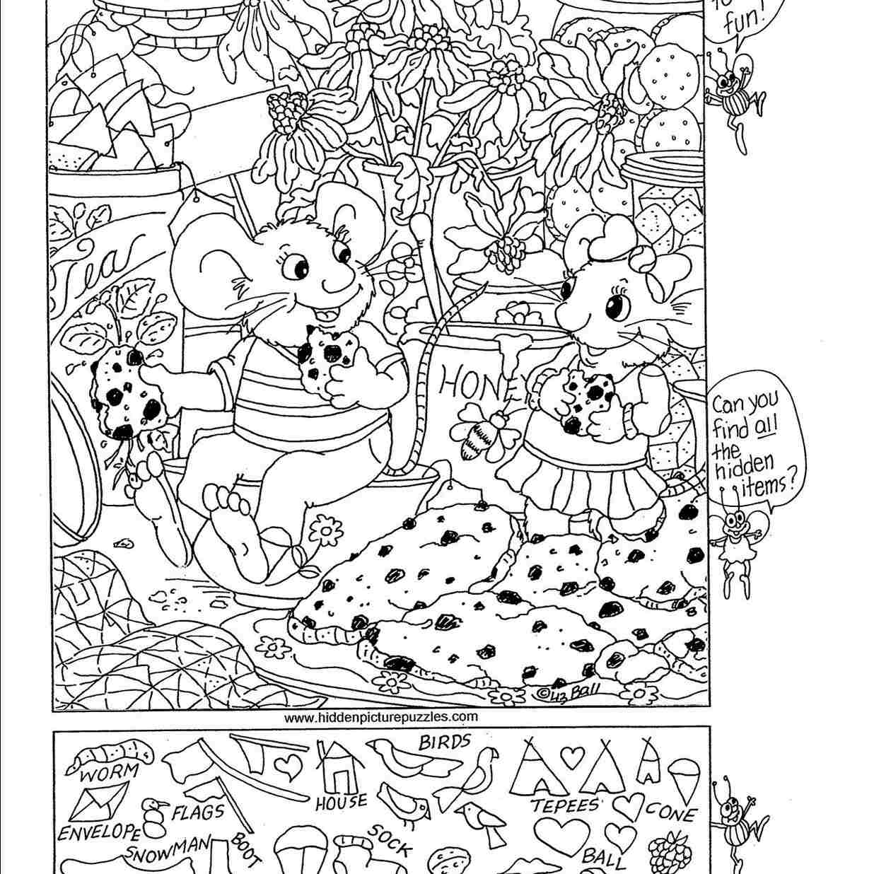 7 Places To Find Free Hidden Picture Puzzles For Kids - Free Printable Hidden Object Games