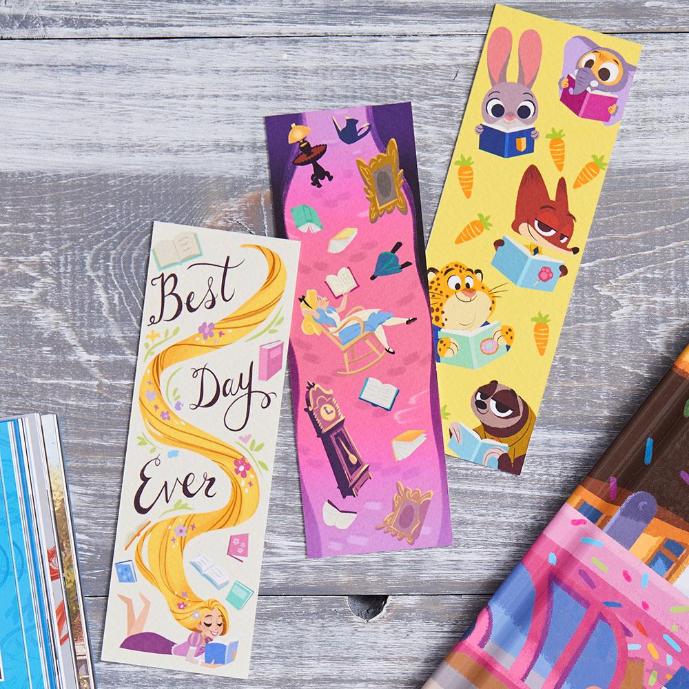 8 Adorable Disney Bookmarks You Can Print Right Now | Disney Family - Free Printable Disney Stories
