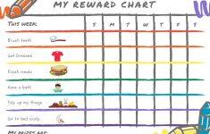 Free Printable Job Charts For Preschoolers
