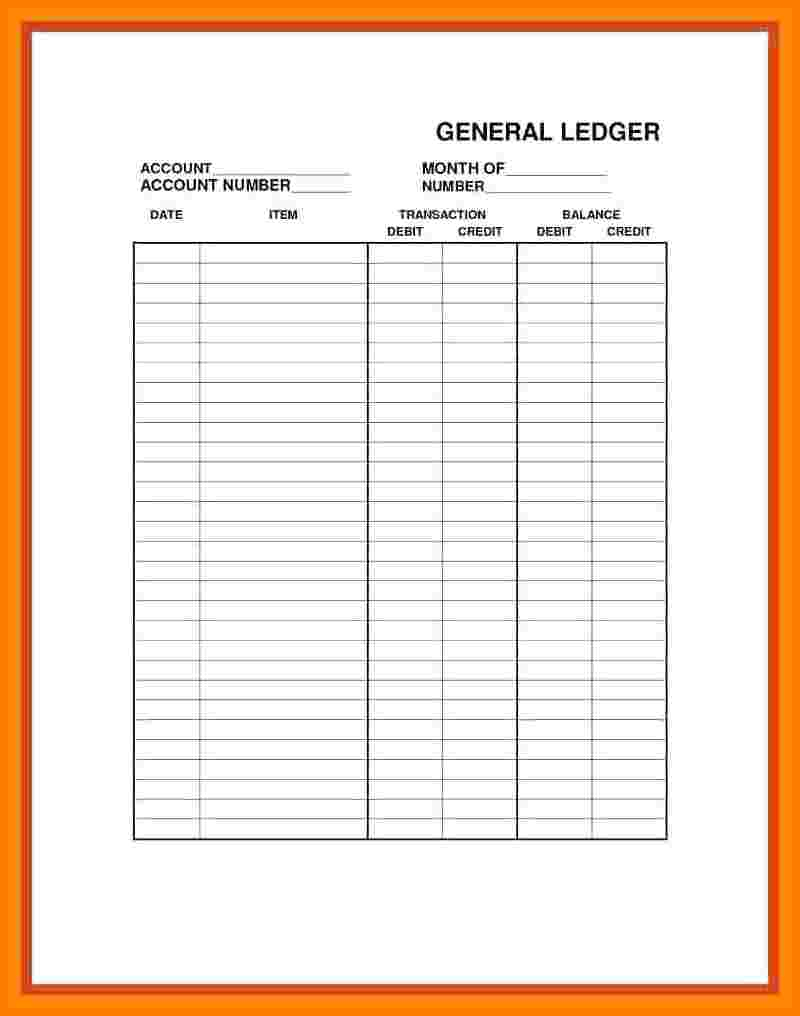 graphic regarding Free Printable Column Paper referred to as 8+ Printable Ledger Paper No cost Ledger Analyze - Cost-free