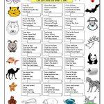 81 Free Esl Riddles Worksheets   Free Printable Riddles