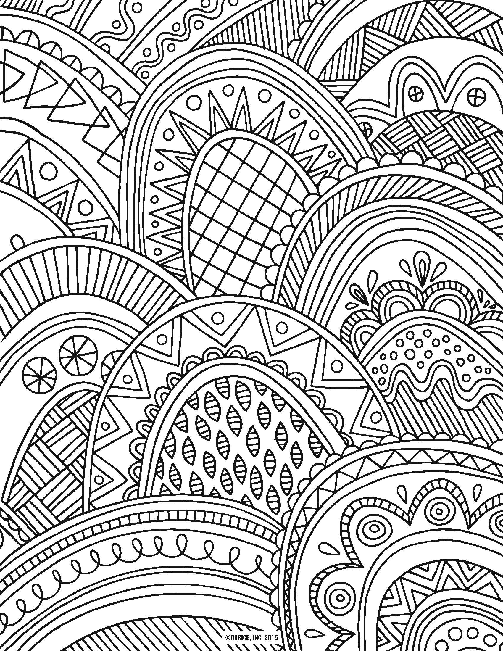 9 Free Printable Adult Coloring Pages | Pat Catan's Blog - Free Printable Coloring Designs For Adults