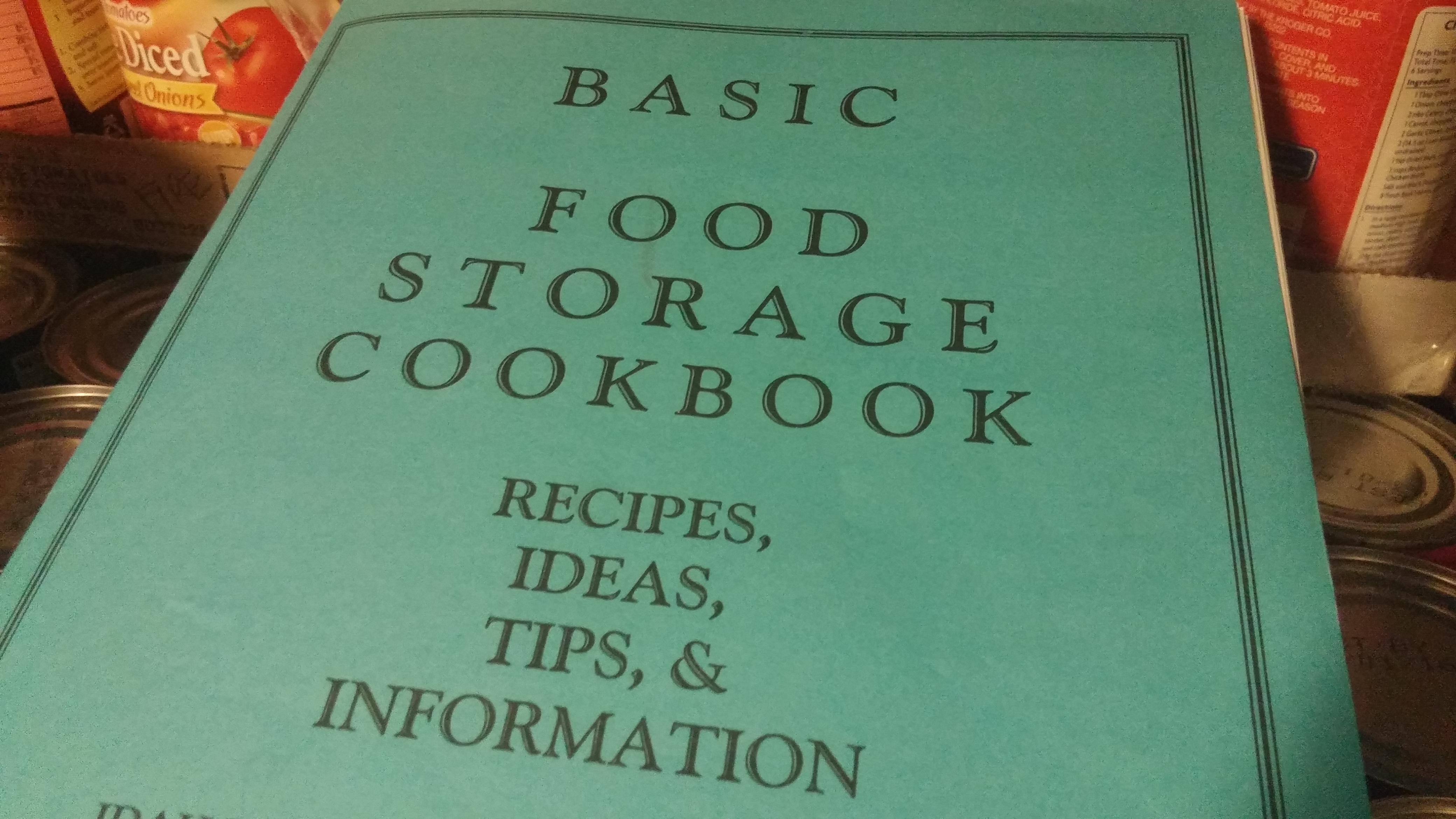 9 Printable Food Storage Cookbooks Pdf - Preppers Survive - Free Printable Cookbooks Pdf
