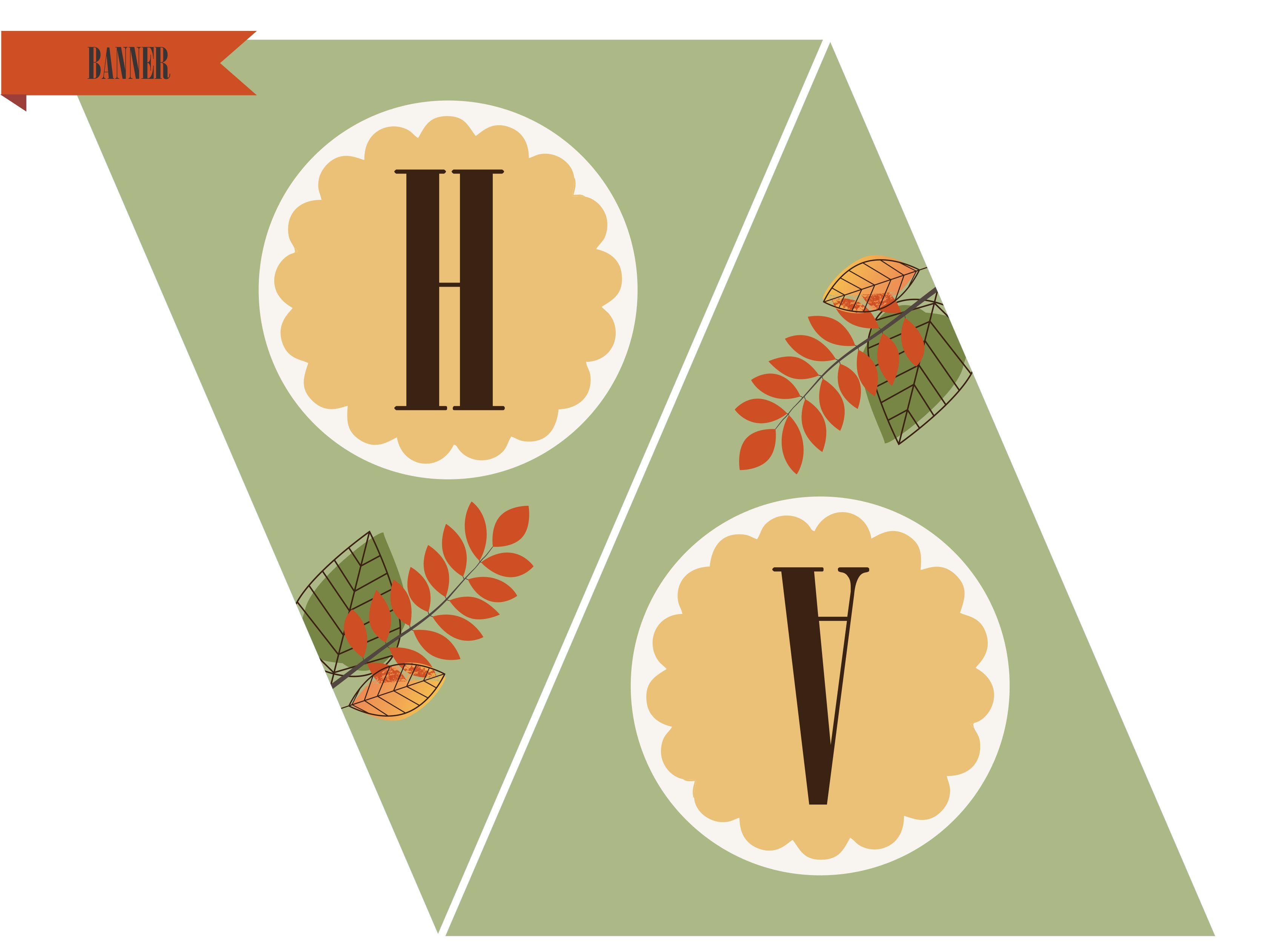 92+ Happy Thanksgiving Banner Printable - Banner Printable Fresh - Free Printable Happy Thanksgiving Banner