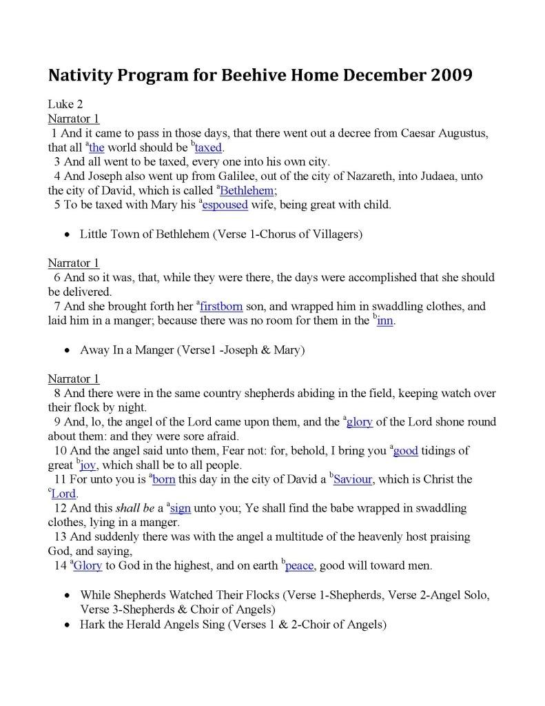 97+ Christmas Play Readers Theater Christmas Plays Ideas Pinterest - Free Printable Christmas Plays For Sunday School