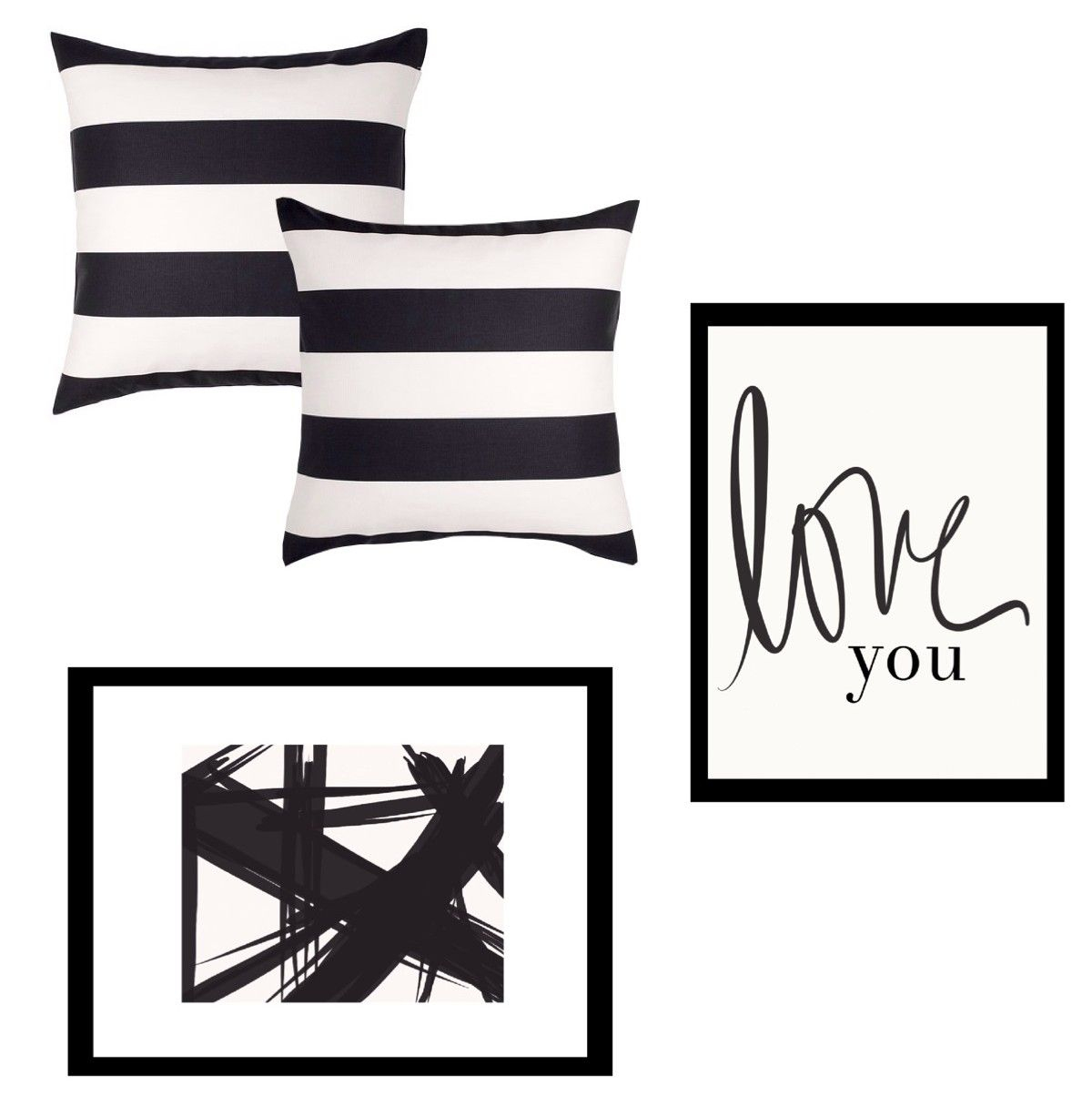 A Little Bit Of Black & White - Free Printables! | Diy Home Decor - Free Printable Wall Art Black And White