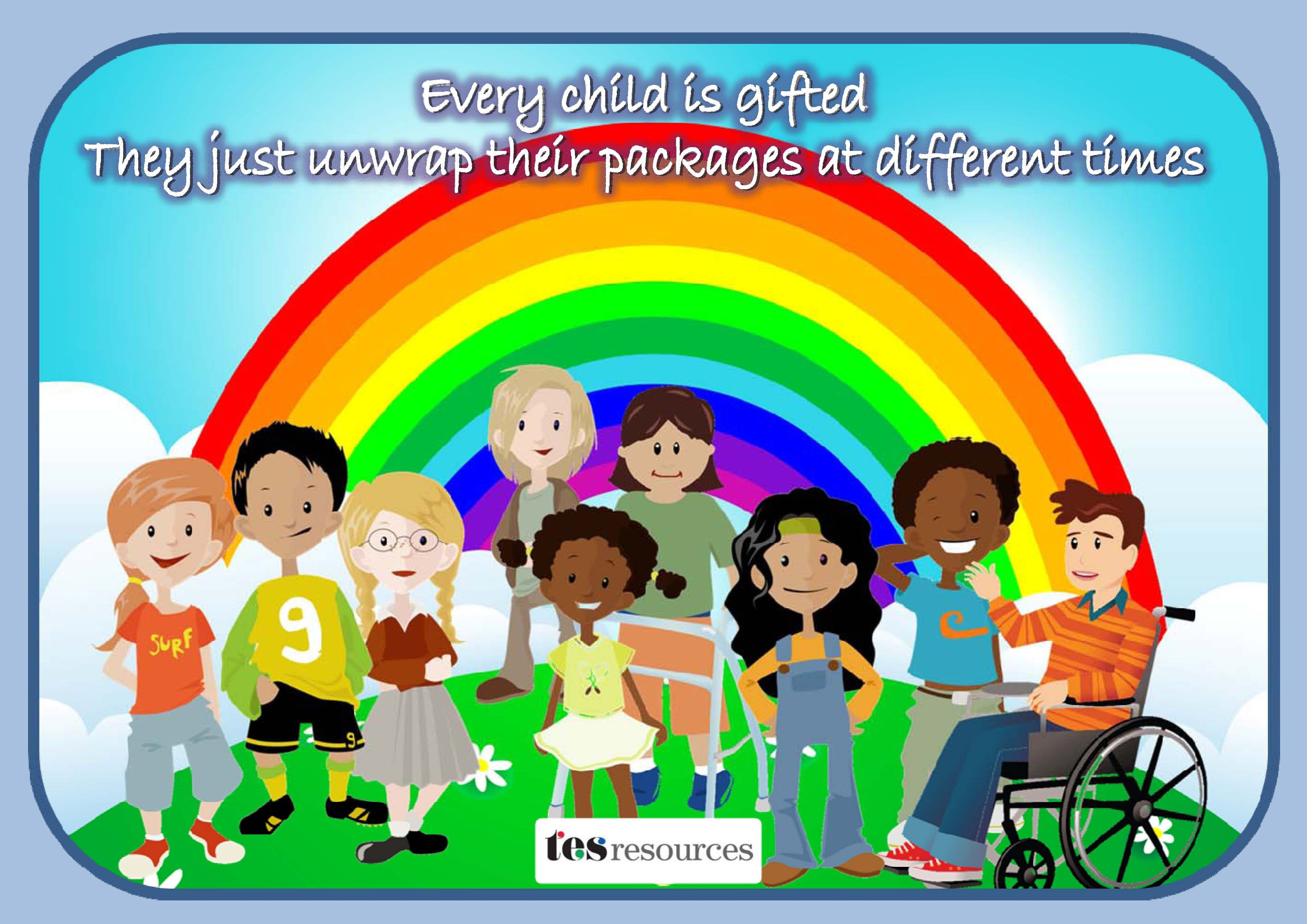A One Sheet Poster That Celebrates Diversity And Supports Inclusion - Free Printable Multicultural Posters