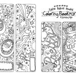 A Printable To Color This Easter!   Stephanie Corfee   Free Printable Christmas Bookmarks To Color