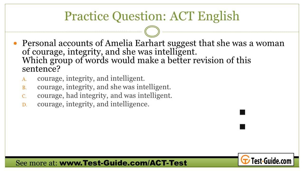 Act Test Prep - Act Practice Tests And Sample Questions - Youtube - Free Printable Act Practice Worksheets