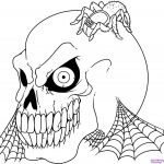 Adult Vampire Coloring Pages | Halloween Coloring Pages: Halloween – Free Printable Skeleton Coloring Pages