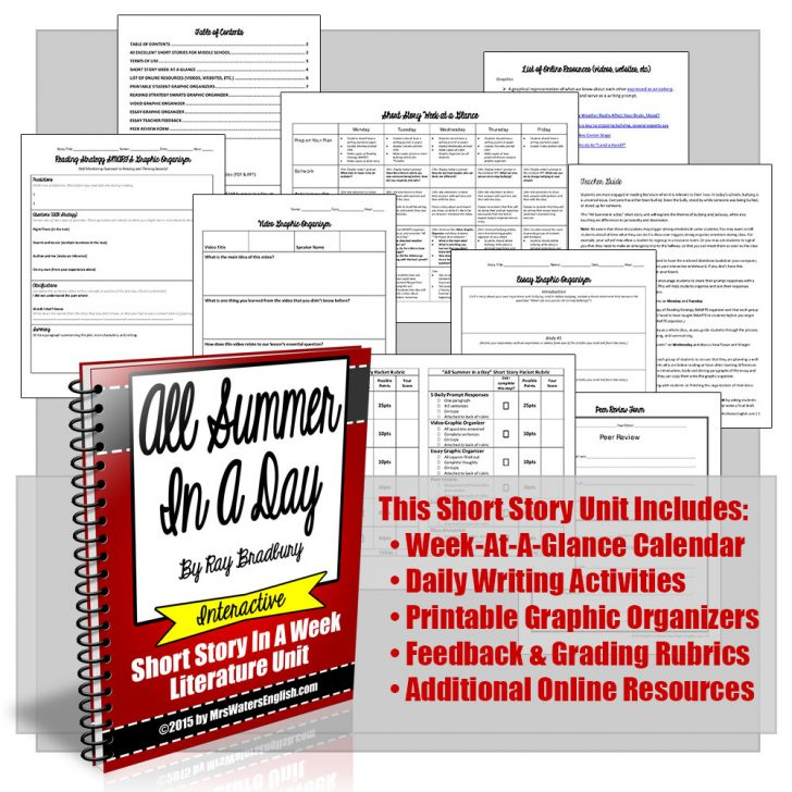 Free Printable Short Stories For High School Students