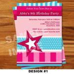 American Girl Birthday Invitations Free Printable | American Girl   American Girl Party Invitations Free Printable