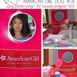 American Girl' Themed Birthday Party Ideas | Parentmap   American Girl Party Invitations Free Printable