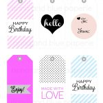 Anna And Blue Paperie: Gift Tags   Free Printable   Free Printable Card Stock Paper