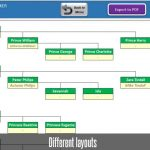 Automatic Family Tree Maker   Excel Template   Youtube   Family Tree Maker Online Free Printable