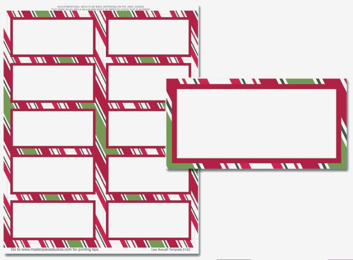 Avery Address Labels 14 Template Beautiful Free Christmas Return - Free Printable Christmas Return Address Label Template