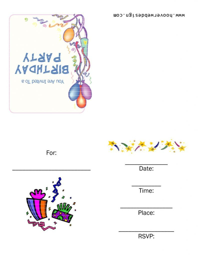 Awesome Free Printable Party Invitations Templates Great Free - Free Printable Invitation Maker