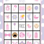 Baby Shower Bingo Cards | Baby Shower Ideas | Pinterest | Valentines   Baby Bingo Game Free Printable