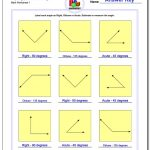 Basic Geometry   Free Printable Geometry Worksheets For 3Rd Grade