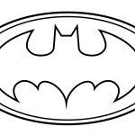 Batman Logo Coloring Page | Free Printable Coloring Pages   Free Printable Batman Coloring Pages