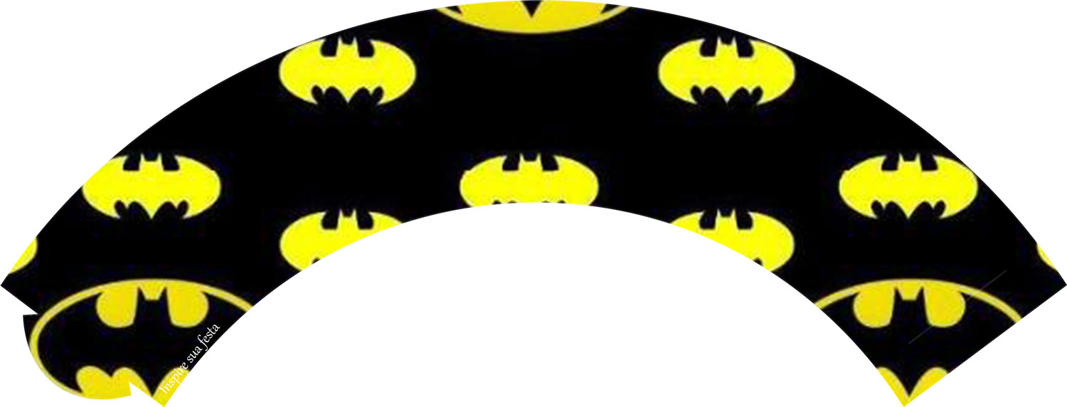 Batman Party: Free Printable Wrappers And Toppers. - Oh My Fiesta - Batman Cupcake Toppers Free Printable