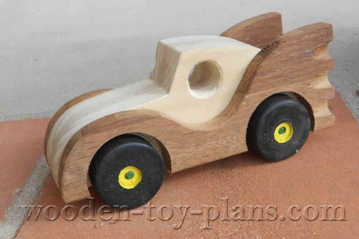 Free Wooden Toy Plans Printable