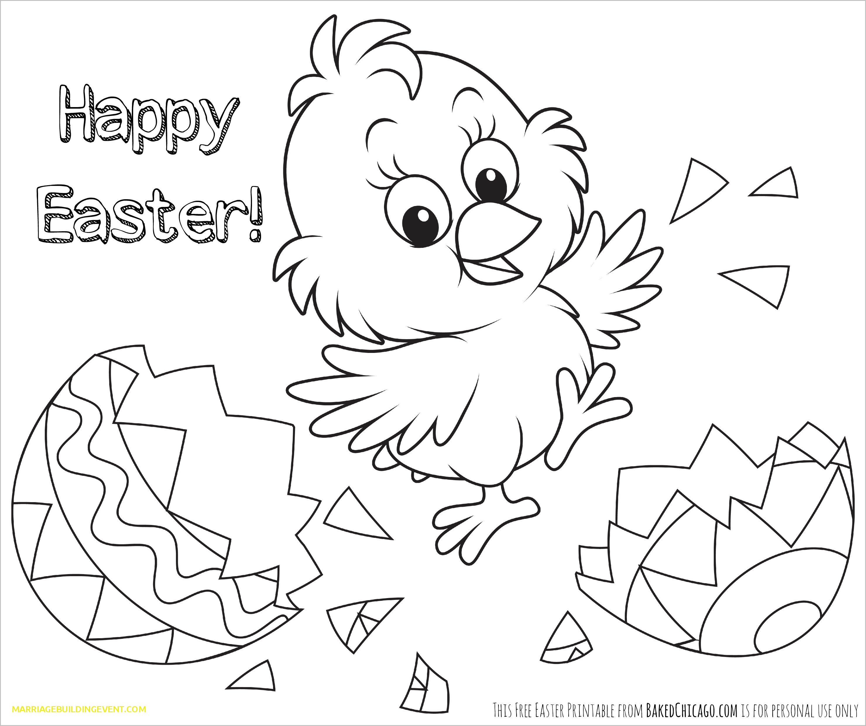 Beau Easter Coloring Pages For Kids To Print | Marriagebuildingevent - Free Printable Easter Coloring Pictures