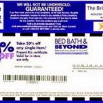 Bed Bath And Beyond Coupons 20 Off Printable Coupon   Mysembalun   Free Printable Bed Bath And Beyond Coupon 2019