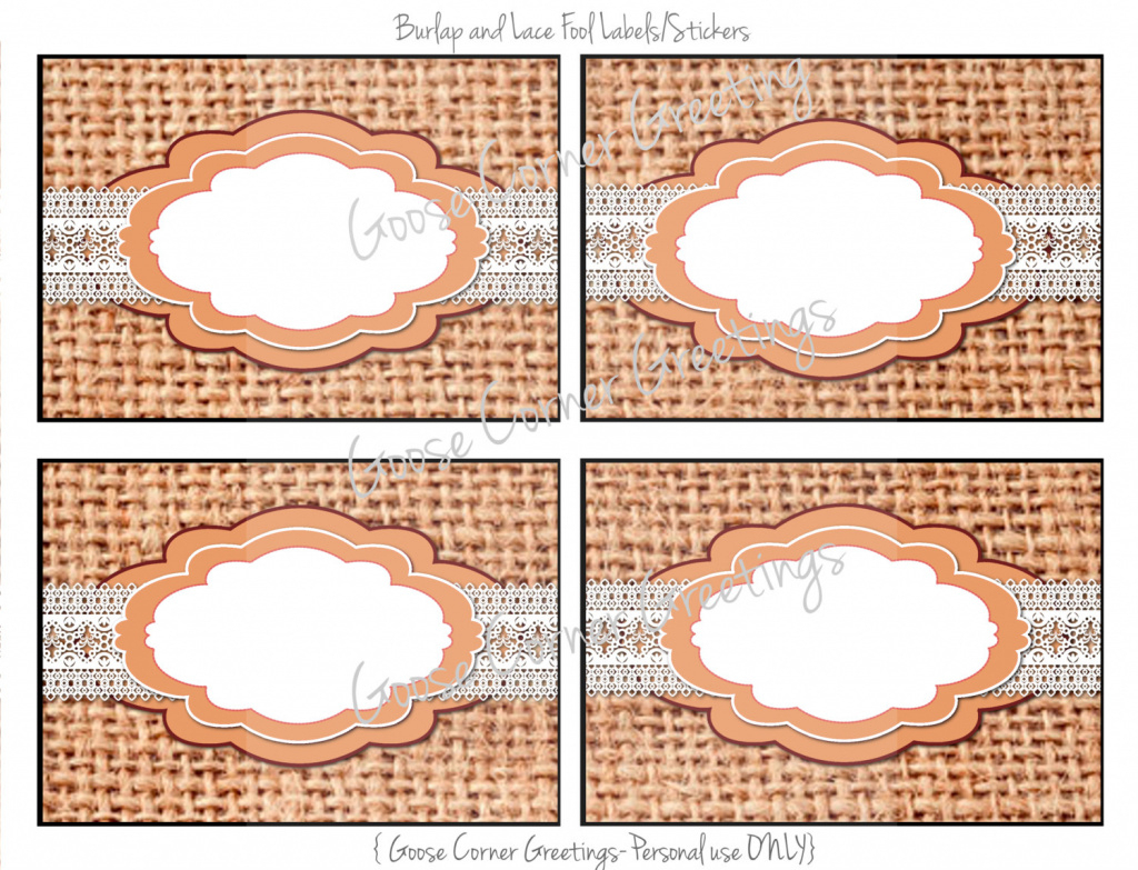 Best Photos Of Printable Food Labels - Printable Cupcake Labels For - Free Printable Buffet Food Labels